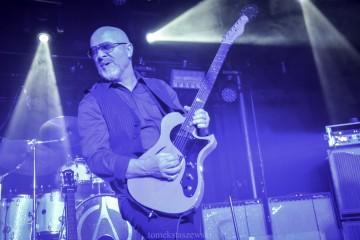 Nasza fotorelacja: Wishbone Ash w katowickim Mega Clubie