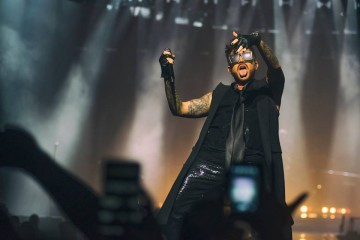 Queen + Adam Lambert: królowa oczarowała łódzką Arenę!