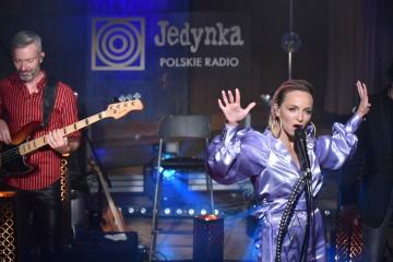 Ania Wyszkoni wystąpiła na scenie Lata z Radiem