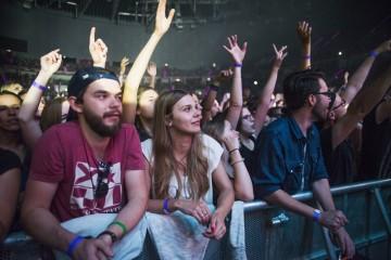Zdjęcia publiczności: Tak się bawiliście na Kings of Leon