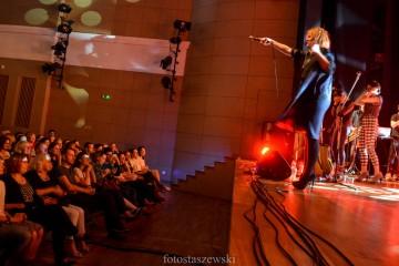 Nasza fotorelacja: Ania Dąbrowska w sosnowieckiej Muzie
