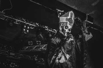 Nasza fotorelacja - Ghost w warszawskiej Stodole