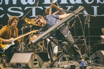 Największe gwiazdy sceny bluesowej wystąpiły w Katowicach