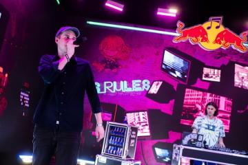 Nasza fotorelacja: Wyjątkowy koncert Janka-Rapowanie w ramach Red Bull Trasa Życzeń