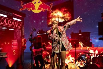 Nasza fotorelacja: Natalia Nykiel na scenie Red Bull Trasy Życzeń