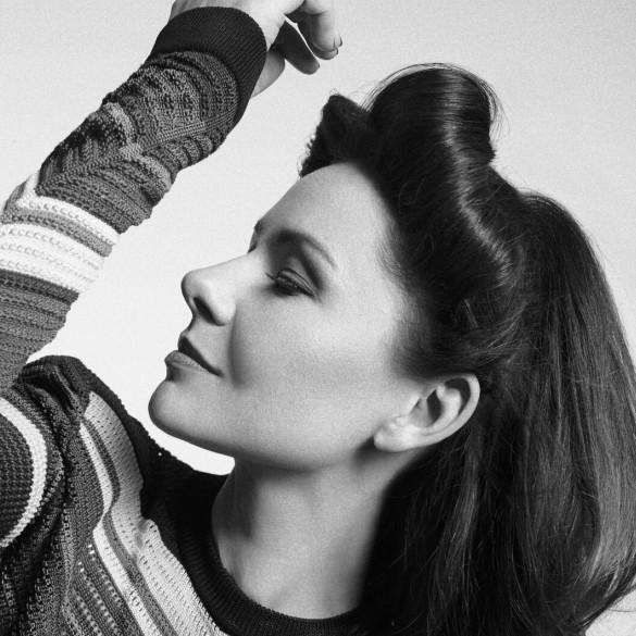 """Ania Karwan: """"Bycie znanym z tego, że jest się znanym, nie interesowało mnie nigdy"""""""