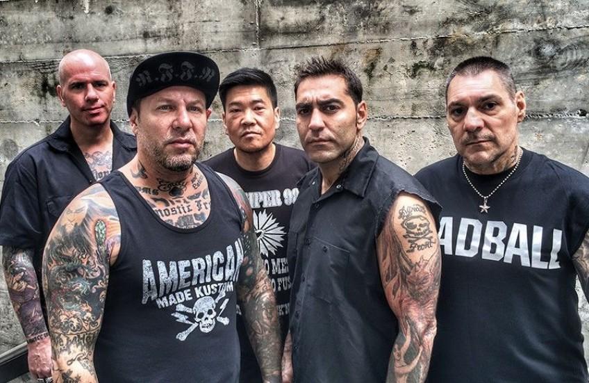 Persistence Tour 2020: Posłuchaj nowego albumu Agnostic Front
