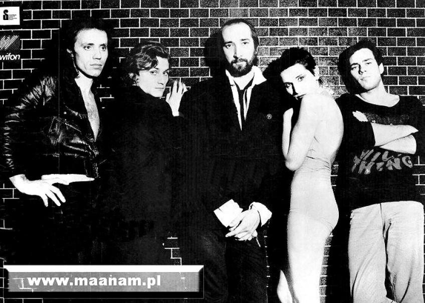 """Mija 25 lat od wydania albumu Maanam - """"Róża"""""""