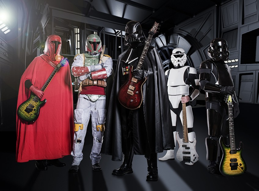 Galactic Empire na Impact Festival