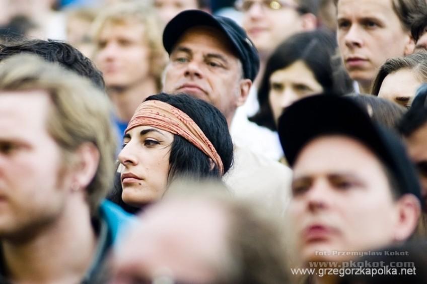 OFF FESTIVAL KATOWICE 2012: Znajdź siebie na zdjęciach