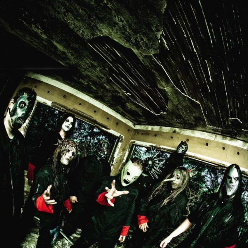 Płyta Slipknot 23 lipca