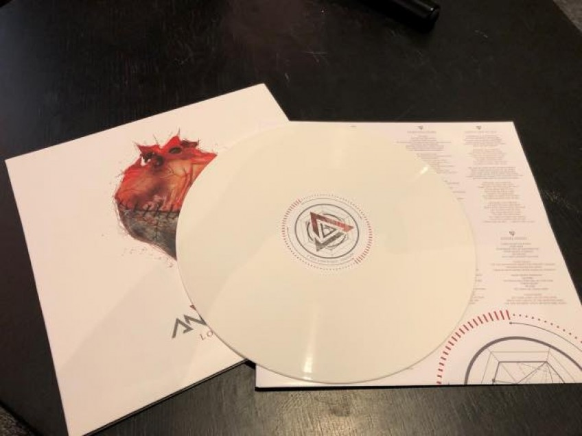 "Nowy album AnVision ""Love & Hate"" na winylu w dwóch wersjach"