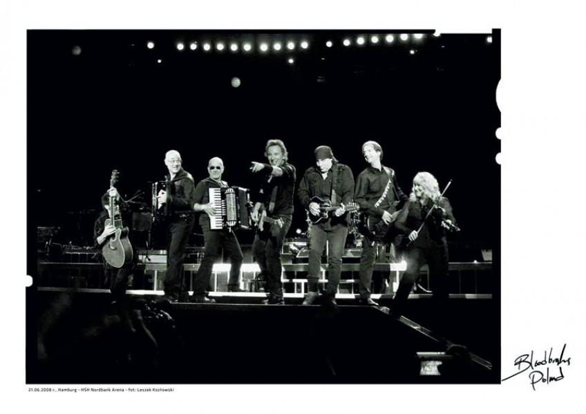 Wystawa zdjęć Springsteena w radiowej Trójce